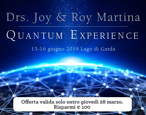Quantum Retreat - Crea la Vita dei Tuoi Sogni