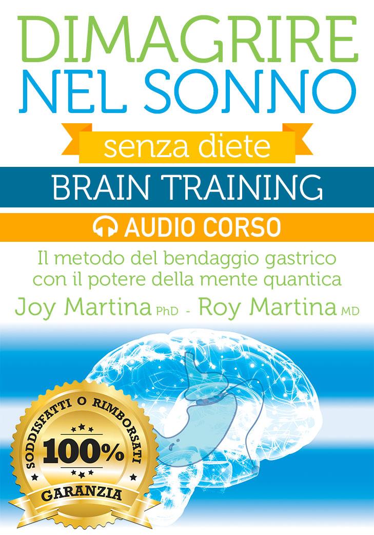Dimagrire nel Sonno - Brain Training