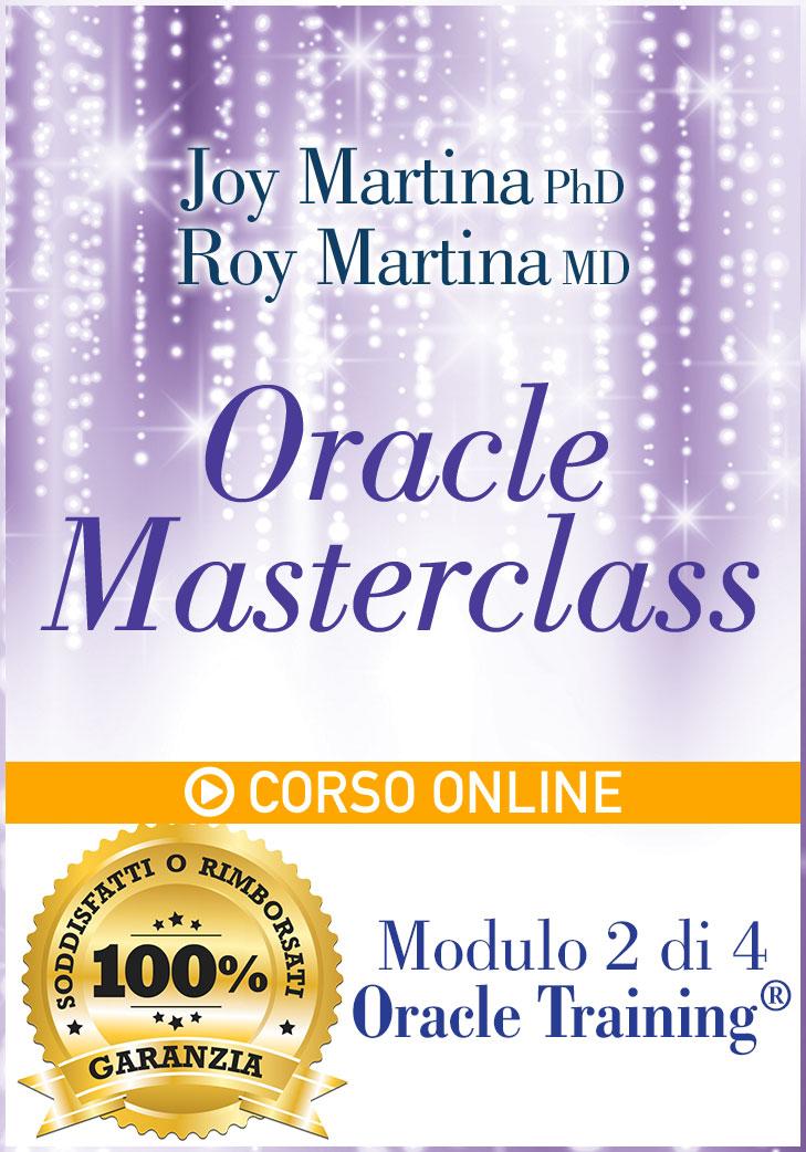 Modulo 2 Oracle Training® - Corso Online