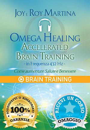 Omega Healing Accelerated - Brain Training