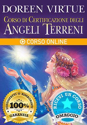 Corso di Certificazione in Angeli Terreni - Corso Online