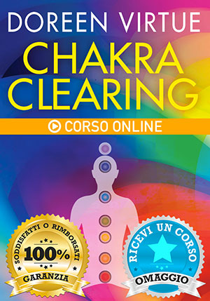 Chakra Clearing - Corso Online