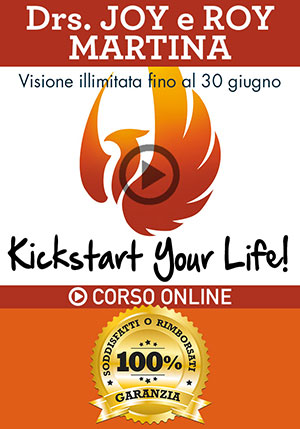Power Kickstart Your Life - Online Course