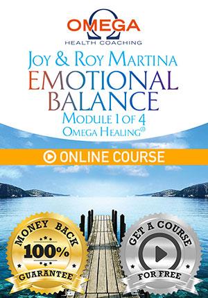Modulo 1 Omega Healing® - Equilibrio Emozionale - Corso Online
