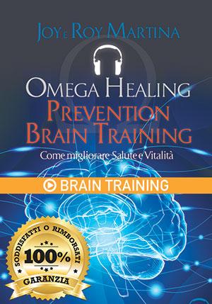 Omega Healing Prevention - Brain Training