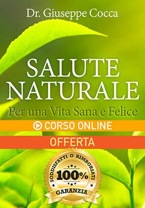 Salute Naturale - Corso Online