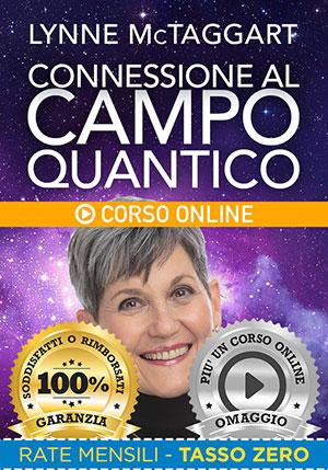 Connessione al Campo Quantico - Corso Online