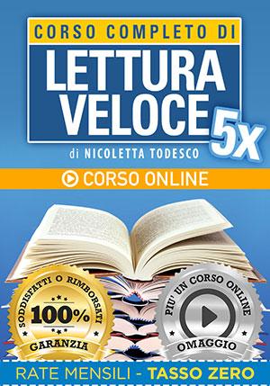 Lettura Veloce - Corsi Online