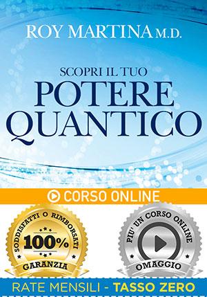Scopri il tuo Potere Quantico - Corso Online