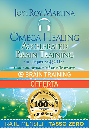 Omega Healing Accelerated Prevention - Brain Training