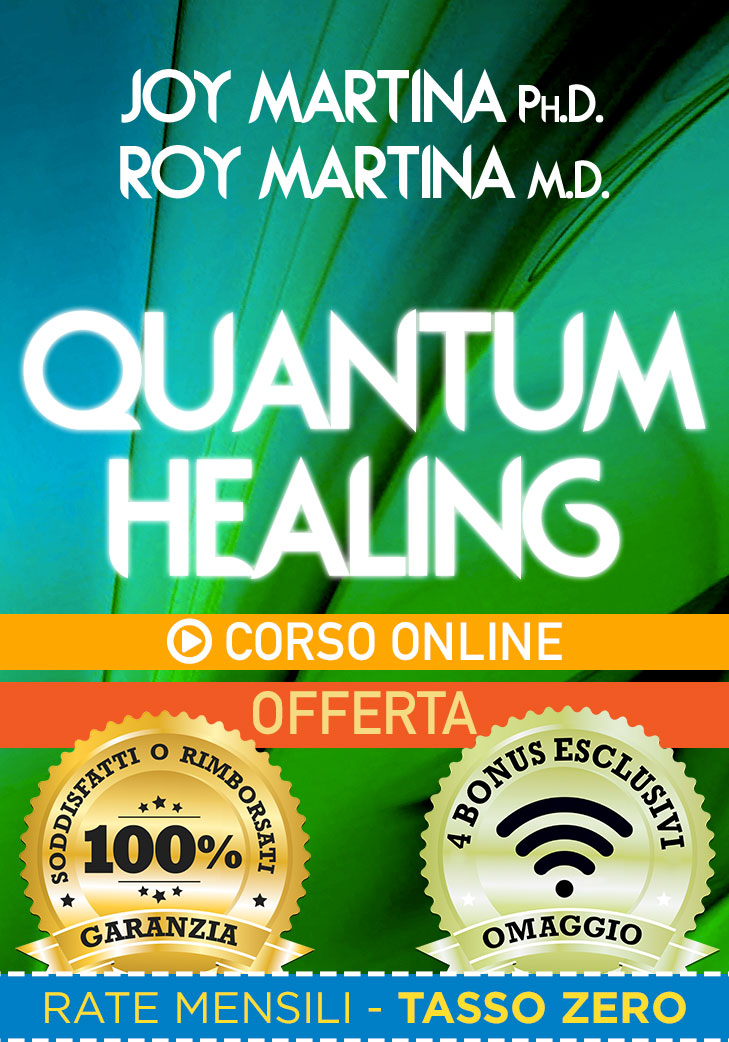 Quantum Healing - Corsi Online