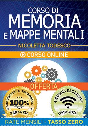 memoria e mappe - Offerta
