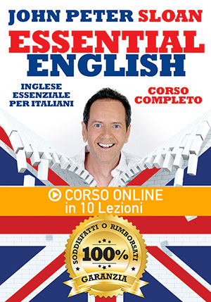 Essential English - Corso Online