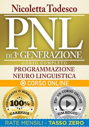 PNL di Terza Generazione - Corso Online