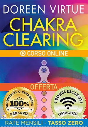 Chakra Clearing - Offerta