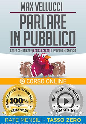 Parlare in Pubblico - Corso Online