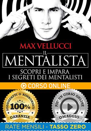 Il Mentalista - Corso Online