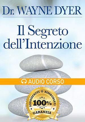 Il Segreto dell'Intenzione - Audio Corso