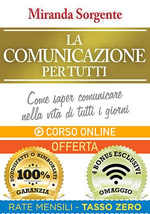 La Comunicazione per Tutti - Corso Online