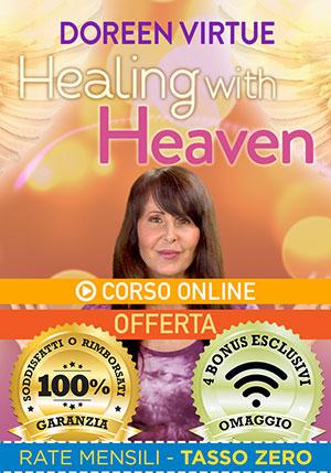 Healing with Heaven - Offerta