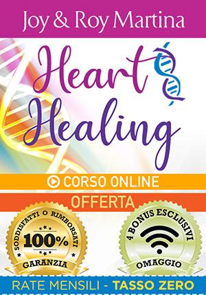 Heart Healing - Offerta