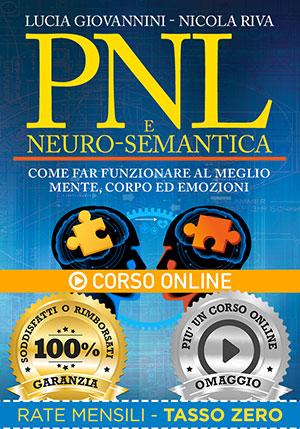 PNL e neuro-semantica - Corso Online