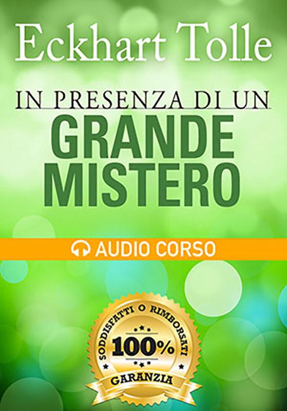 In Presenza di un Grande Mistero - Audio Corso