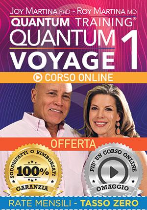 Quantum Voyage 1 - Streaming