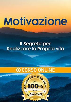 Motivazione - Corso Online