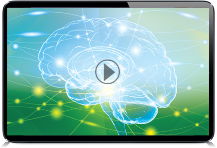 Accelerated Brain Training in streaming audio
