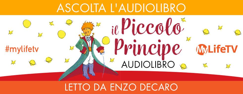 Piccolo Principe - Audiolibro