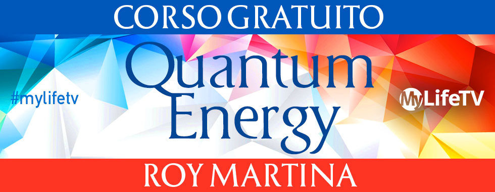 Quantum Energy - Corso Online Gratis