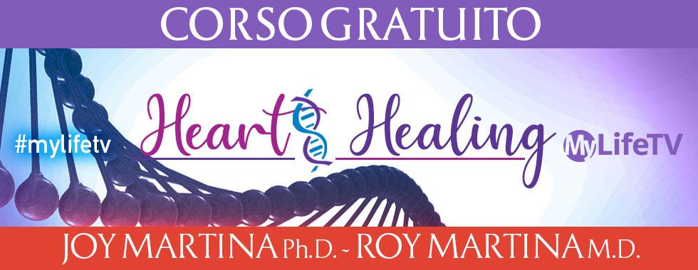 Heart Healing - Corso Online Gratis