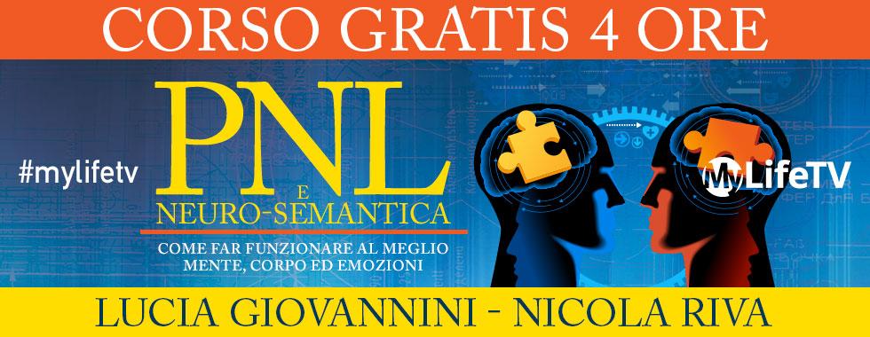 Pnl e neuro-semantica - Corso Online Gratis
