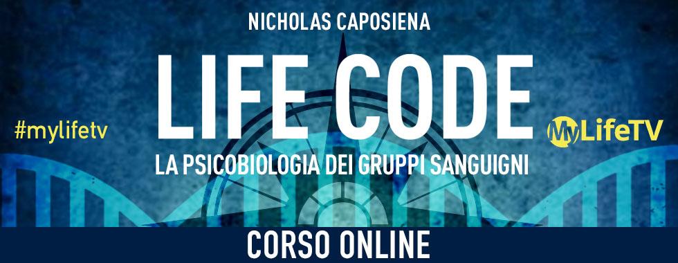 Life Code - Header