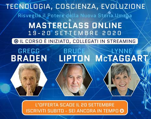 echnology, Consciousness & Evolution - Masterclass Online