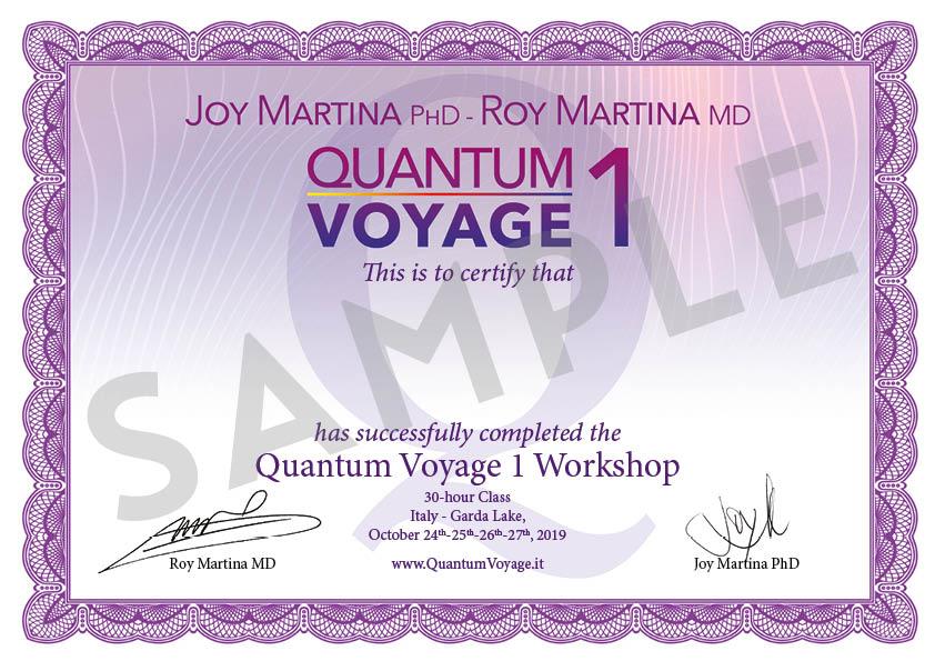 certificato qv1