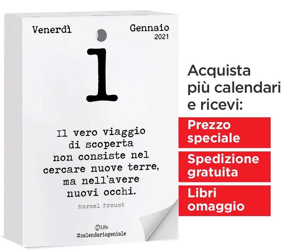 Calendario Geniale 2021 inserto