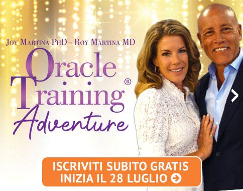 Oracle Adventure 2021