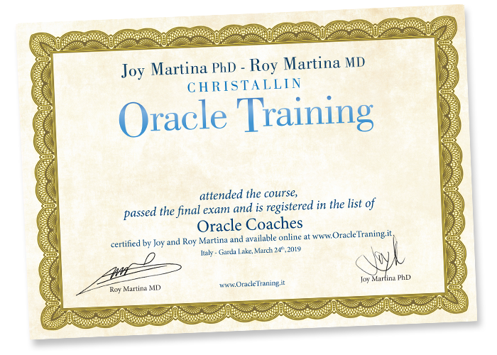 oracle-certificato