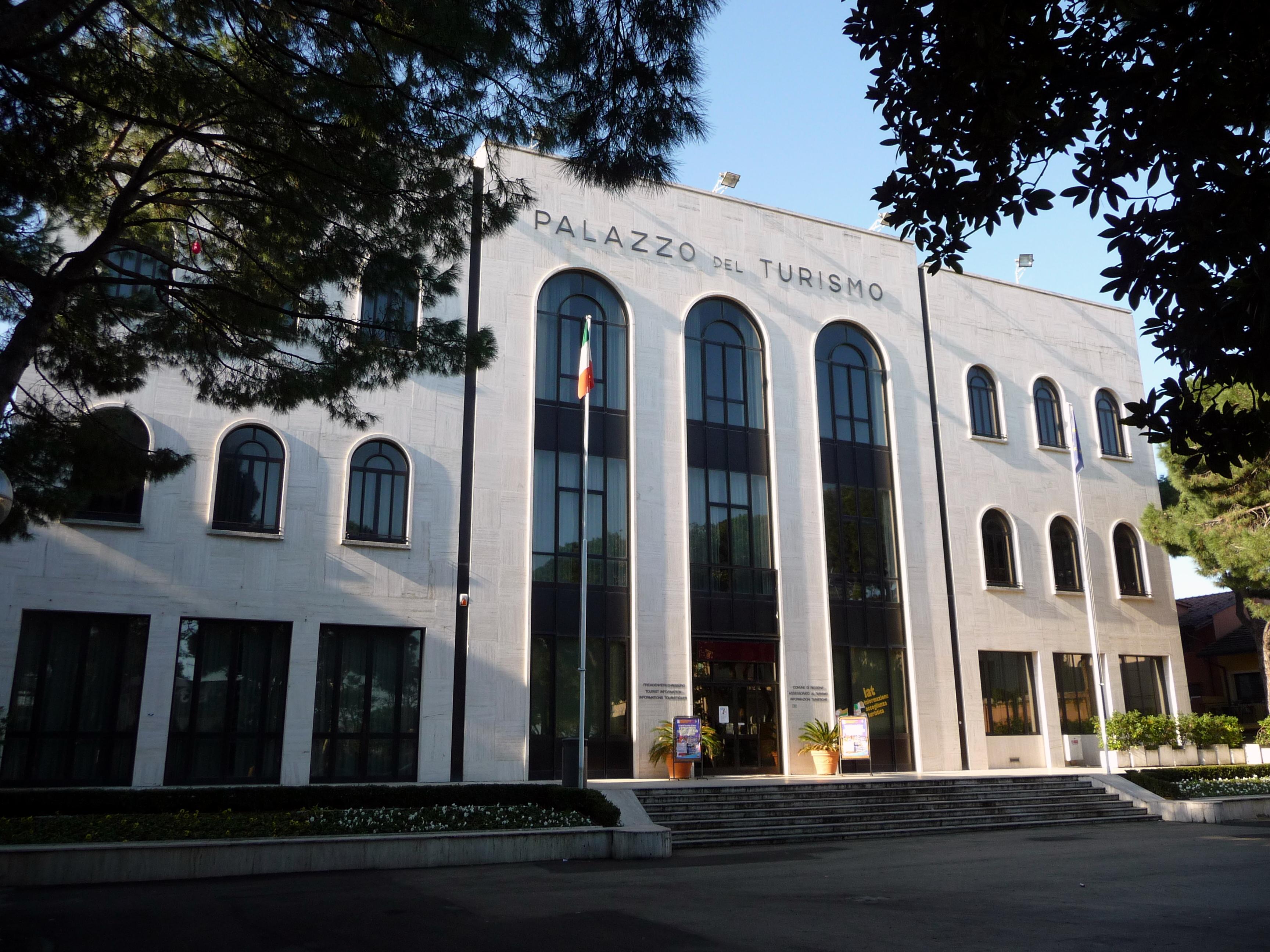Palazzo del Turismo | Riccione